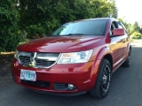 Dodge Journey Premium Wheels, 3rd Seat 2009