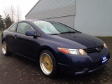 Honda Civic Coupe LX Sporty Look 2007