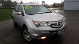 Acura MDX 4D 3rd Row Seating 2008