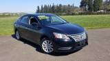 Nissan Sentra 4dr Automatic 2013