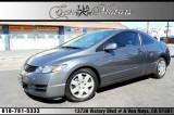 Honda Civic LX Coupe 2009