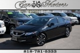 Honda Civic EX Sedan 2013