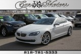 BMW 6 Series 640i Coupe 2013