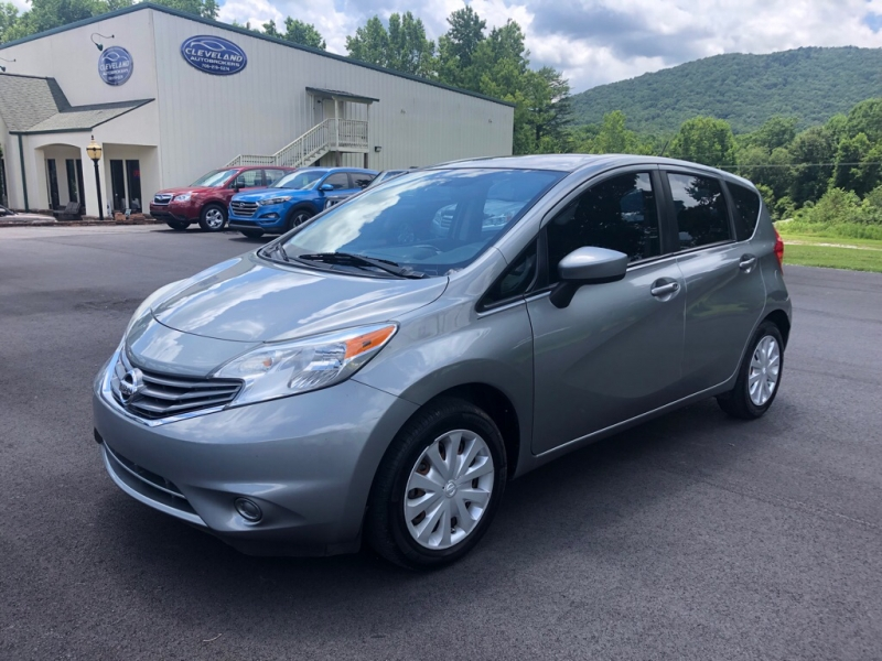 2015 nissan versa note s cars - cleveland, ga at geebo