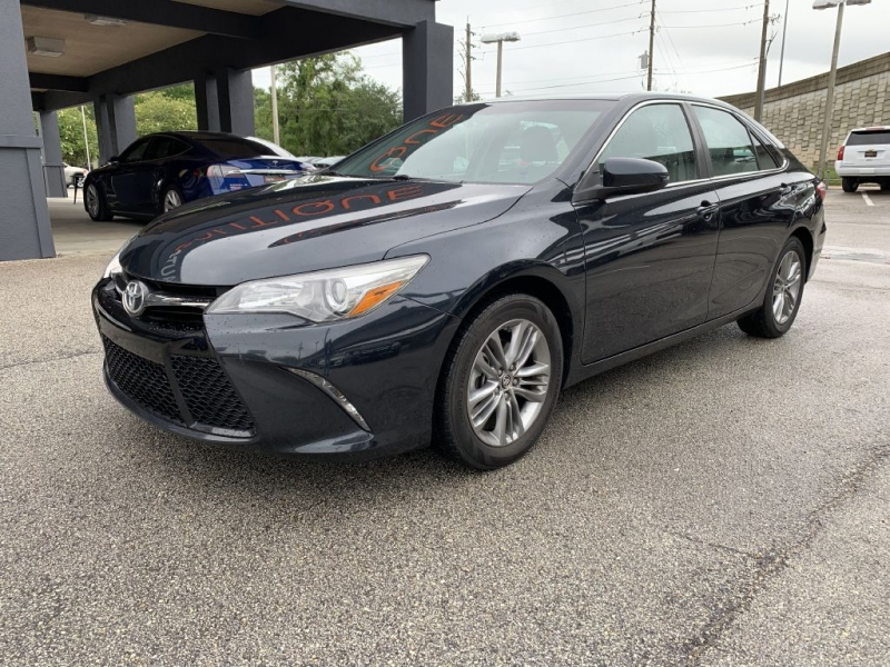2015 toyota camry le le cars - jacksonville, fl at geebo