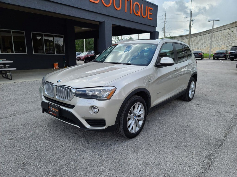 2015 bmw x3 xdrive28i cars - jacksonville, fl at geebo