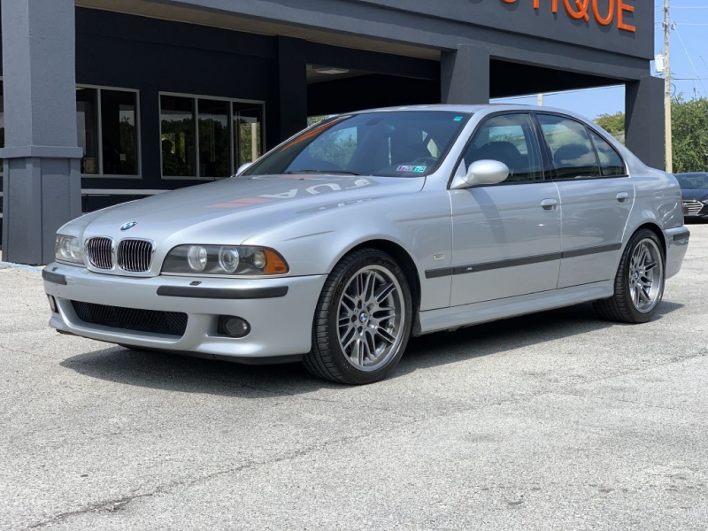 2002 bmw m5 cars - jacksonville, fl at geebo