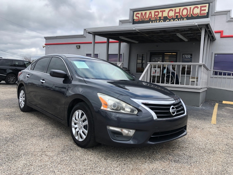2013 nissan altima 4dr sdn v6 3.5 sv cars - houston, tx at geebo