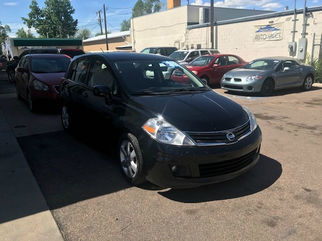 2011 nissan versa 5dr hb i4 auto 1.8 s cars - colorado springs, co at geebo