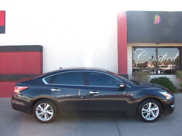2015 nissan altima 2.5 sl 4dr sedan cars - scottsdale, az at geebo