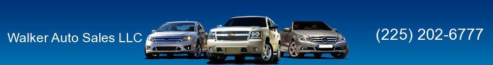 Walker Auto Sales  llc. (225) 202-6777