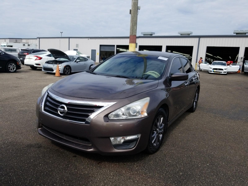 2015 nissan altima 4dr sdn i4 2.5 s cars - jacksonville, fl at geebo