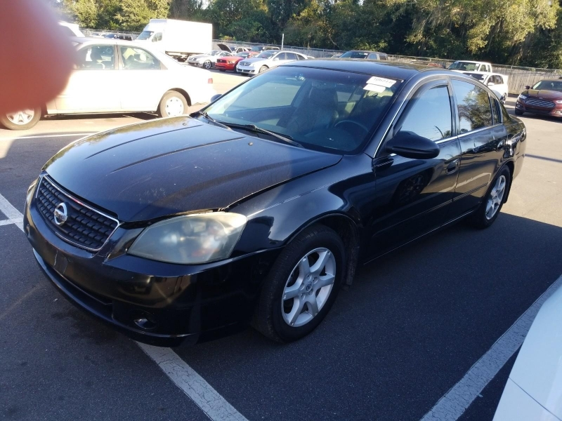 2006 nissan altima 4dr sdn i4 auto 2.5 s cars - jacksonville, fl at geebo