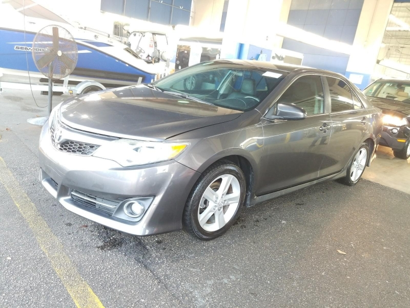 2013 toyota camry 4dr sdn i4 auto l cars - jacksonville, fl at geebo
