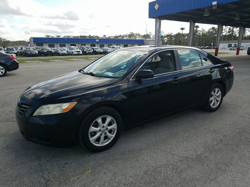 2008 toyota camry 4dr sdn v6 auto le cars - jacksonville, fl at geebo