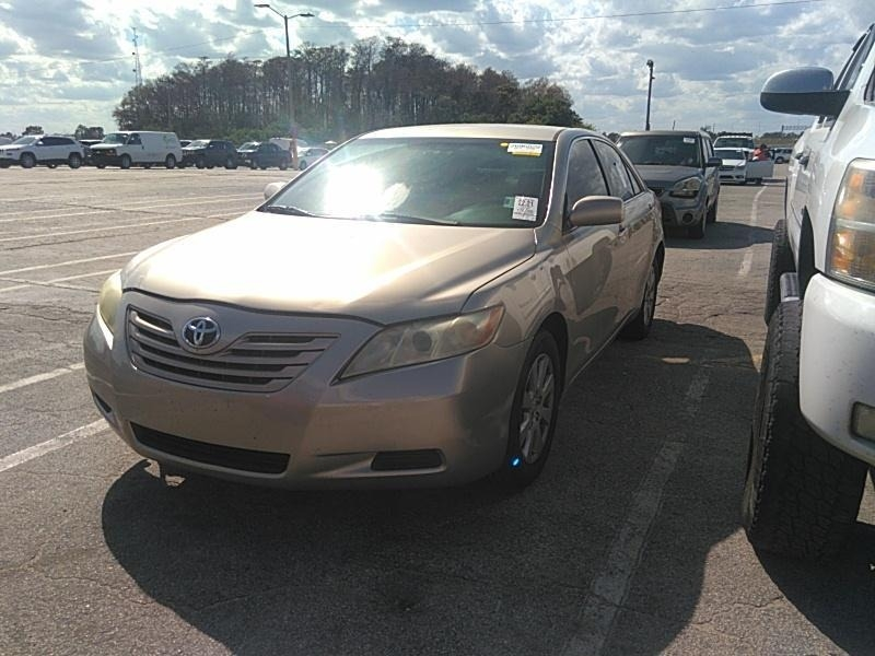 2007 toyota camry 4dr sdn i4 auto ce cars - jacksonville, fl at geebo