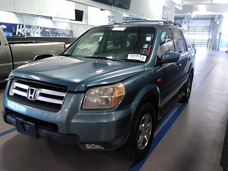 2006 honda pilot 4wd ex-l at with res cars - jacksonville, fl at geebo