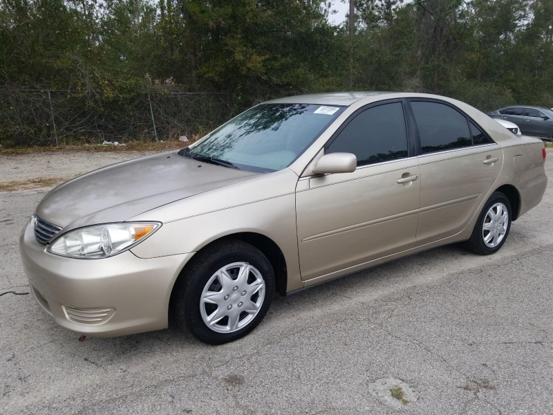 2005 toyota camry 4dr sdn std auto cars - jacksonville, fl at geebo