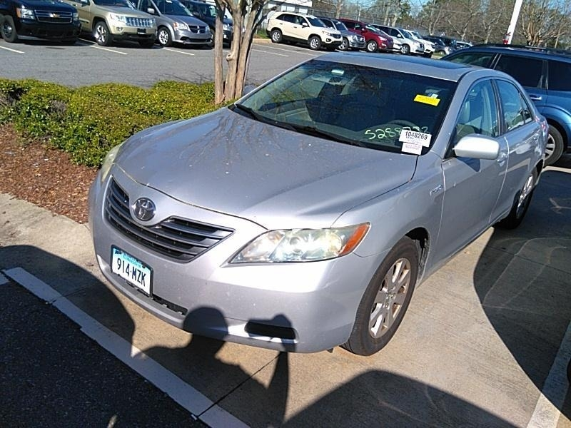 2007 toyota camry hybrid 4dr sdn cars - jacksonville, fl at geebo