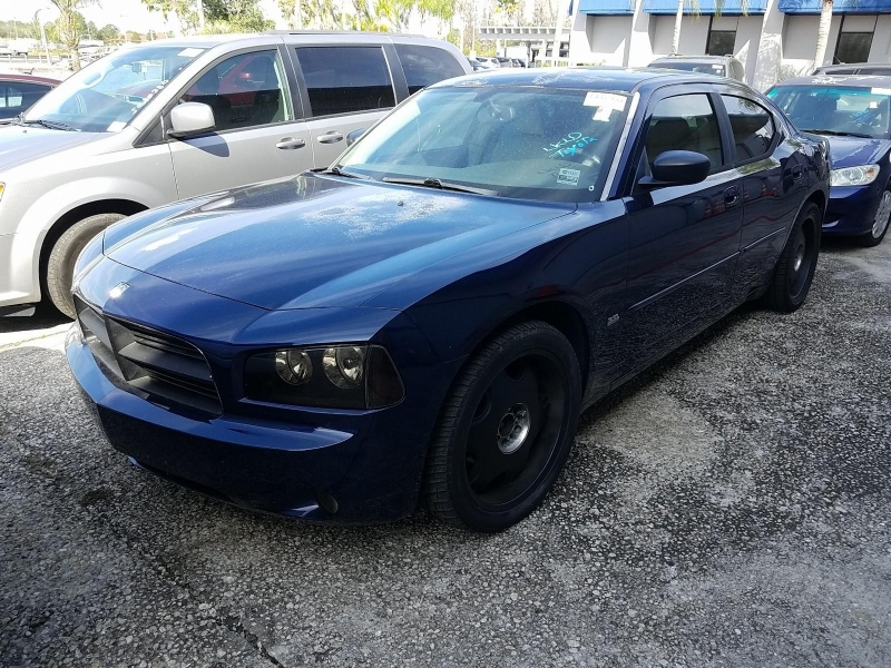 2006 dodge charger 4dr sdn rwd cars - jacksonville, fl at geebo