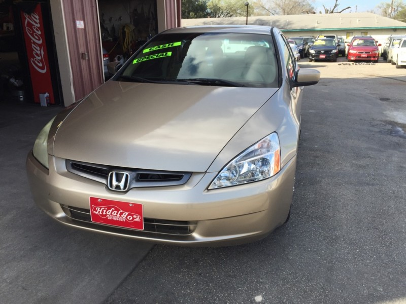 Honda Accord Sdn 2004