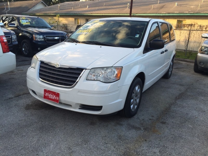 Chrysler Town 2008