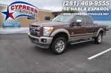 Ford F250 4WD King Ranch Navigation 2011
