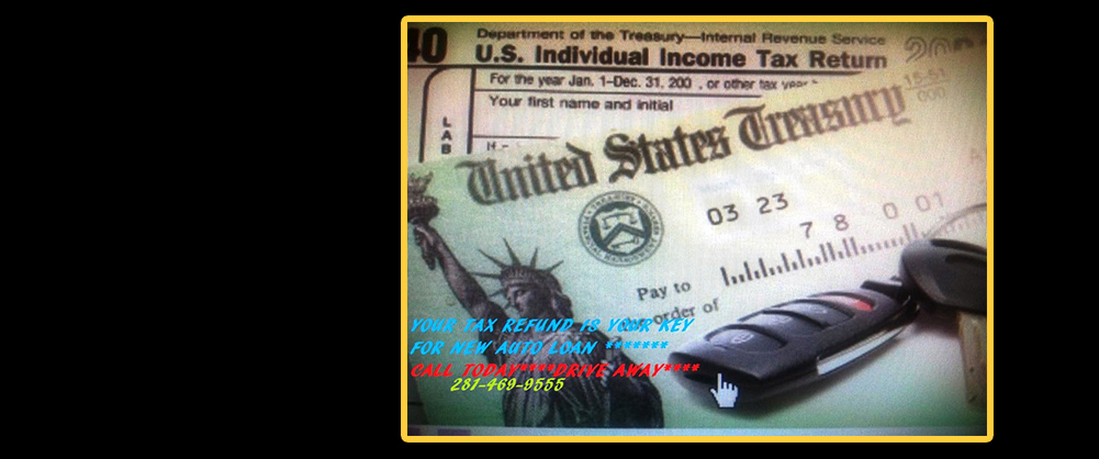 Cypress Auto Sales. (281) 469-9555