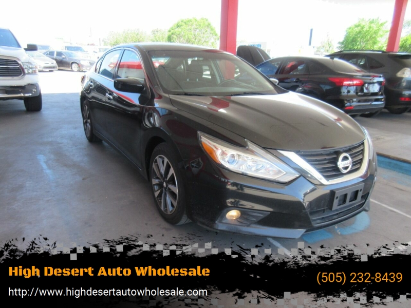 2017 nissan altima 2.5 sv cars - albuquerque, nm at geebo