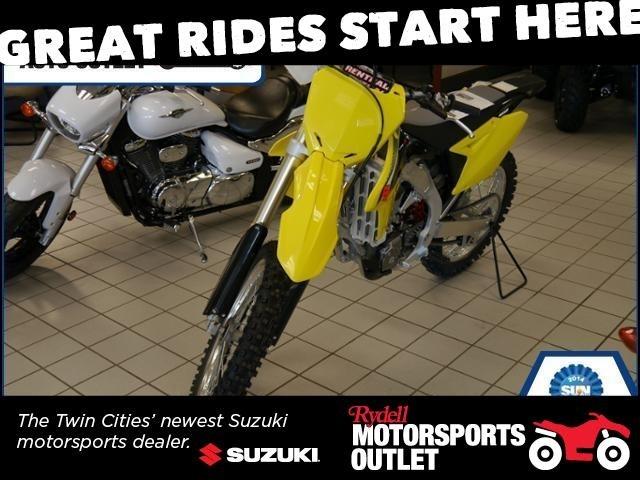 2016 Suzuki Motocross Rm Z450 6 492 Mounds View Mn