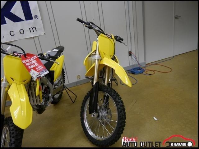 2016 Suzuki Motocross Rm Z250 5 992 Mounds View Mn