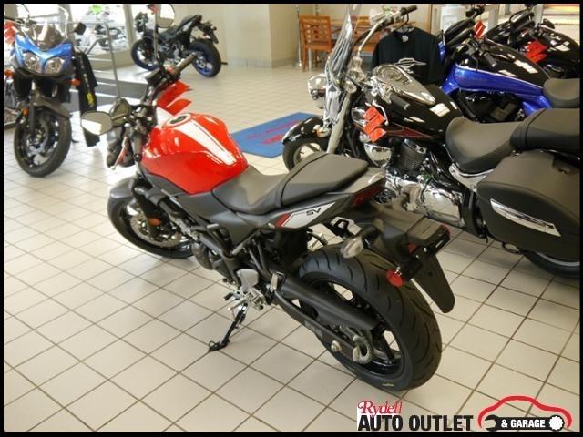 2017 Suzuki Sportbike Sv650l7 6 499 Mounds View Mn