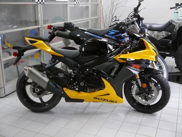 2017 Suzuki Sportbike Gsx R750l6 10 992 Mounds View