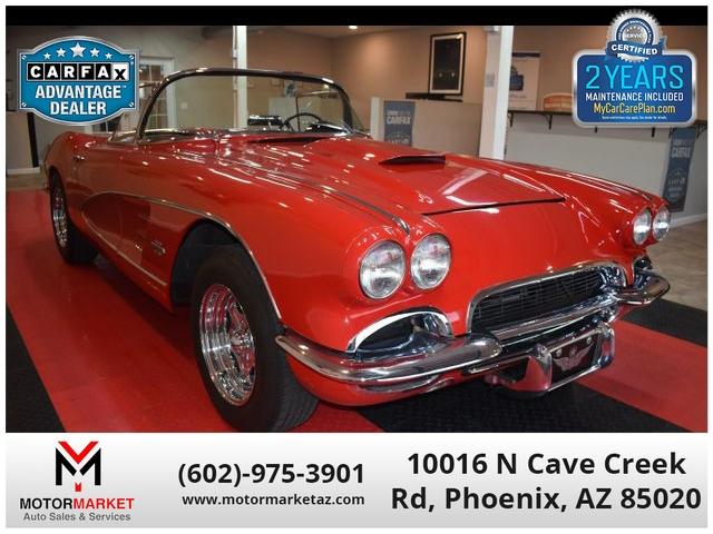 1961 chevrolet corvette cars - phoenix, az at geebo