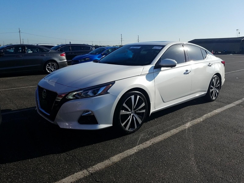 2019 nissan altima 2.5 platinum sedan cars - jacksonville, fl at geebo