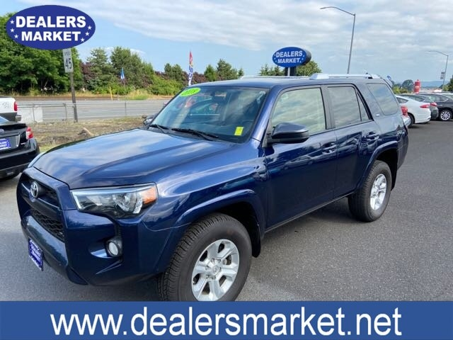2018 toyota 4runner sr5 cars - scappoose, or at geebo