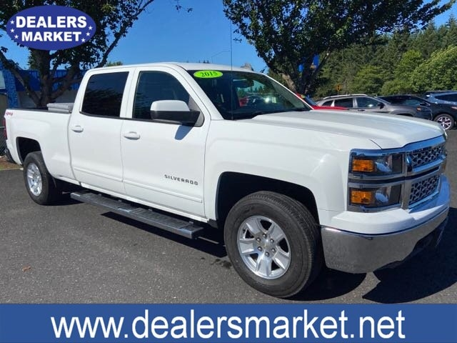 2015 chevrolet silverado 1500 lt cars - scappoose, or at geebo