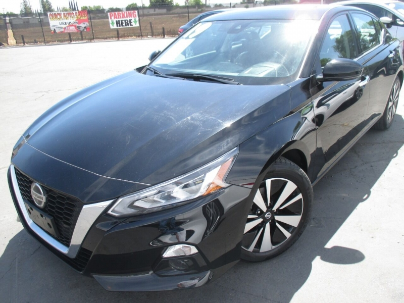2019 nissan altima 2.5 sl 4dr sedan cars - modesto, ca at geebo