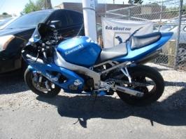 Kawasaki ZX636-B 2003