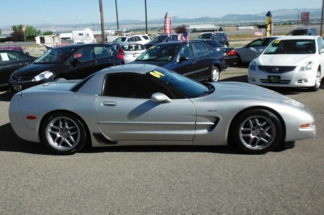 2004 Chevrolet Corvette Z06 23 987 Helena Mt