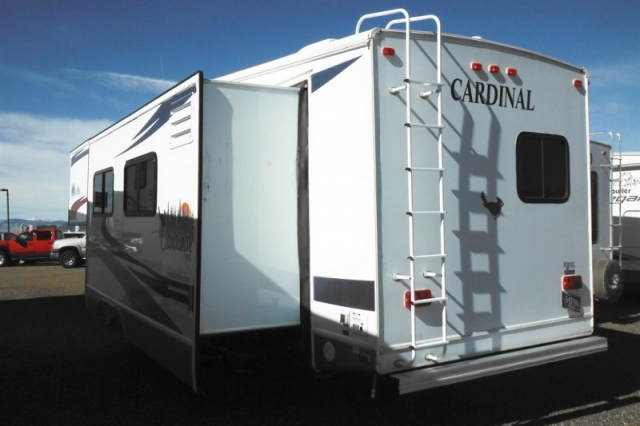 2007 Forest River Cardinal 31le 17 987 Helena Mt