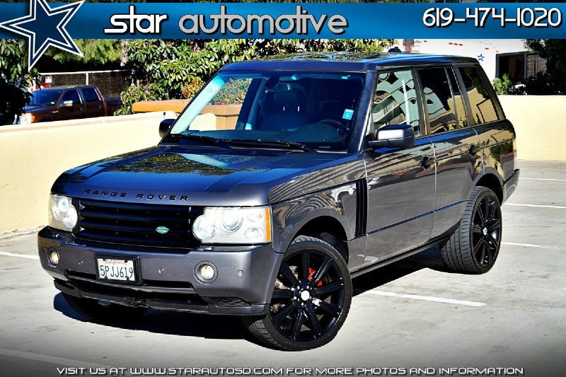 used land rover range rover for sale san diego ca cargurus. Black Bedroom Furniture Sets. Home Design Ideas