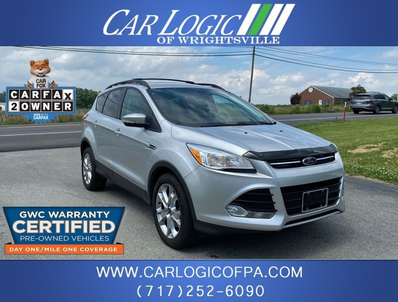 2013 ford escape sel awd 4dr suv cars - wrightsville, pa at geebo