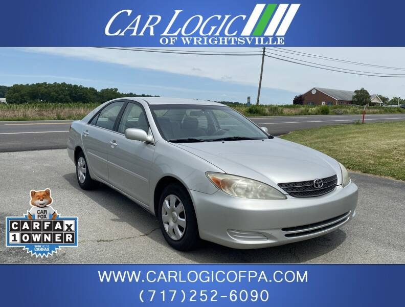 2004 toyota camry le 4dr sedan cars - wrightsville, pa at geebo