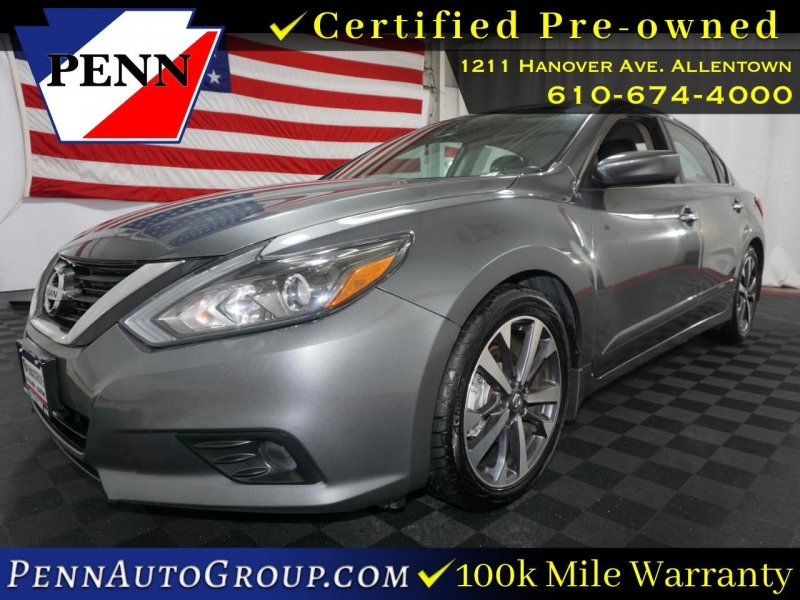 2016 nissan altima 2.5 sr cars - allentown, pa at geebo