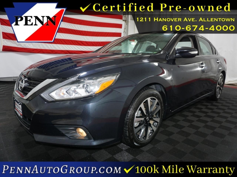2018 nissan altima 2.5 sl cars - allentown, pa at geebo
