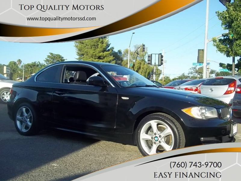 2010 bmw 1 series 128i 2dr coupe cars - san diego, ca at geebo