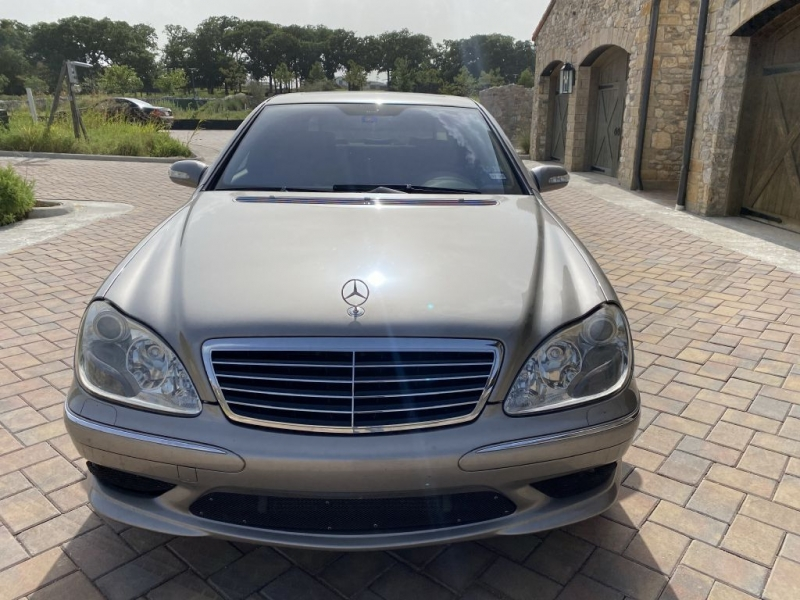2005 mercedes-benz s-class s55 amg cars - roanoke, tx at geebo