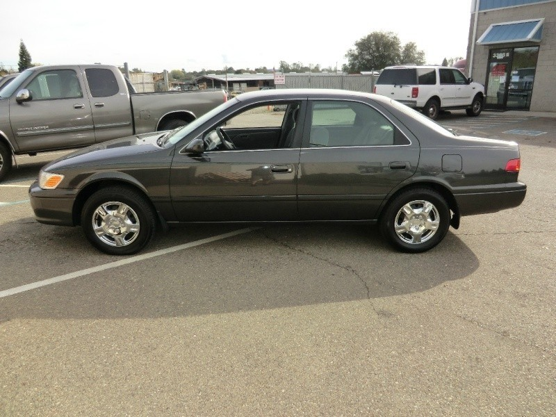 2000 toyota camry le v6 silver 2000 toyota camry car for sale in loomis ca 4408177387 used. Black Bedroom Furniture Sets. Home Design Ideas