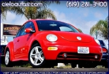 Volkswagen New Beetle Coupe 2004